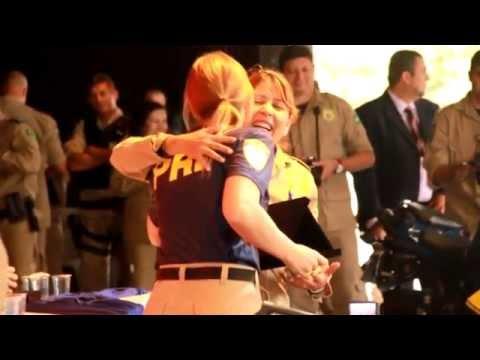 Polícia Rodoviária Federal - Formatura SC completo