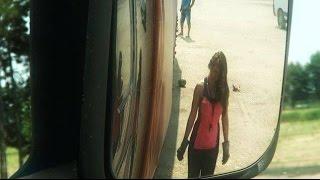 Moja kochana Rumunia, Olga - Dziewczyna w ciężarówce VOLVO FH16 580KM