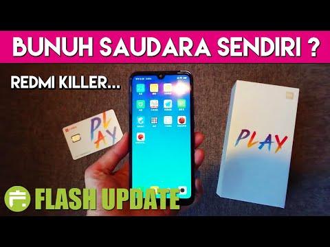2,3JUTAAN!! XIAOMI MI PLAY INDONESIA | CHIPSET JENIS BARU | Harga & Spesifikasi #FlashUpdate