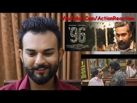 Pakistani Reacts | 96 Trailer | Vijay Sethupathi | Trisha | C Kumar | Govind Vasantha