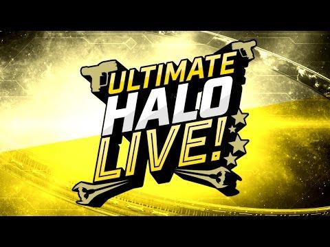 Ultimate Halo LIVE! | Sgt. Johnson in Halo Wars 2, Halo at E3, Project Scorpio