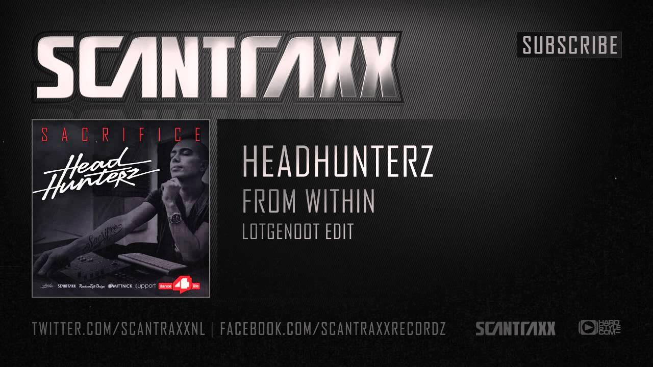 Headhunterz The Sacrifice Album Download