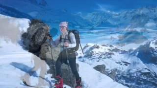 Ski de randonnée et cascade de glace en Vallouise - Pays des Ecrins