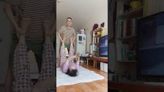 가성비 최고 운동(5) / 일상 잡화(사람)를 이용한 …