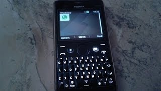 Nokia Asha 210 whatsApp Software Update Latest 2014 version