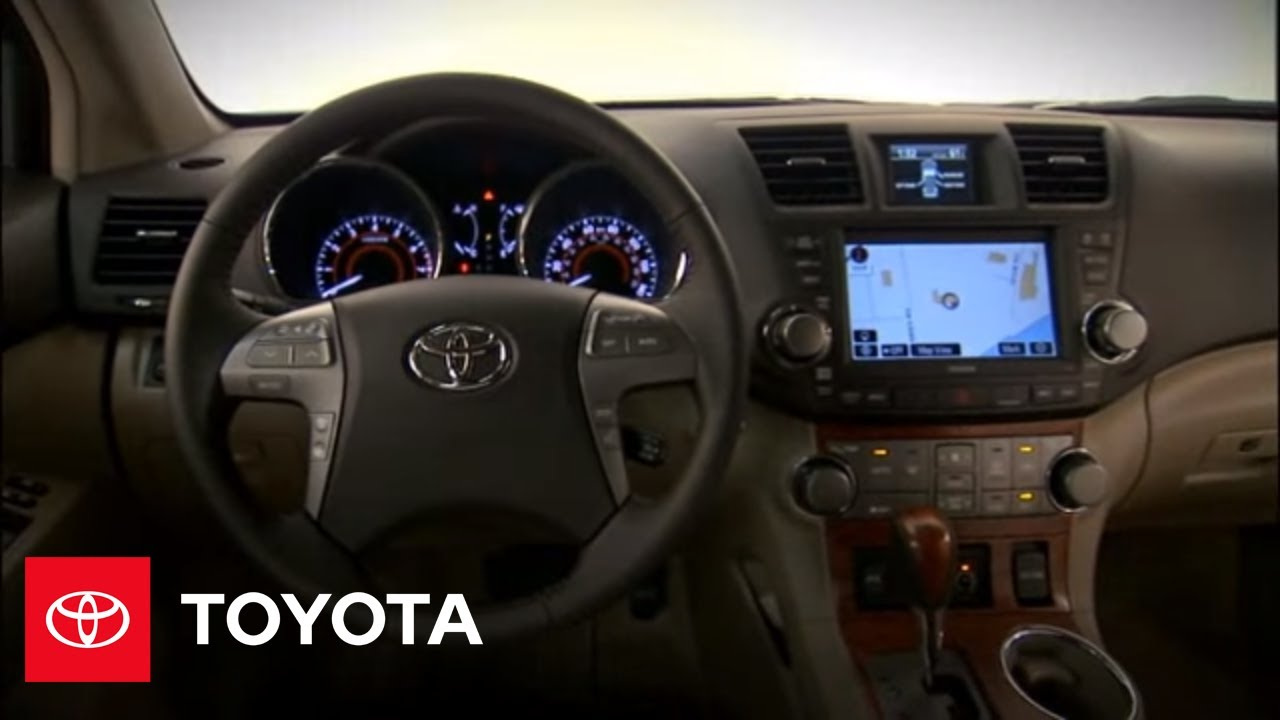 hight resolution of 2010 highlander hybrid how to smart key system overview toyota