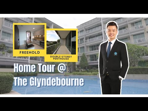 Luxury Freehold 5 Bedroom Penthouse in Singapore (The Glyndebourne @ Trevose Crescent, $5,600,000)