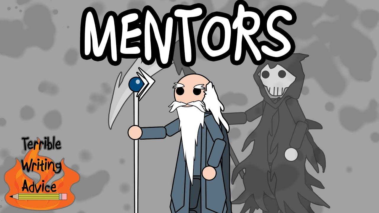 MENTORS-Terrible Writing Advice
