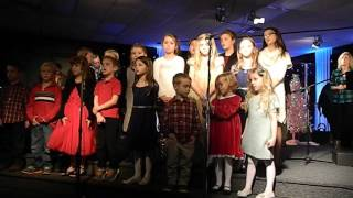 """""""Gloria"""" sung by the Integrity Church children's choir"""