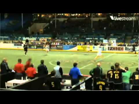 San Diego Sockers vs Detroit Waza, PASL 2011-12 Championship (1st Half only)