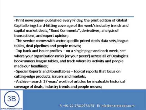 Bharat Book Presents : Global Capital - Full Package