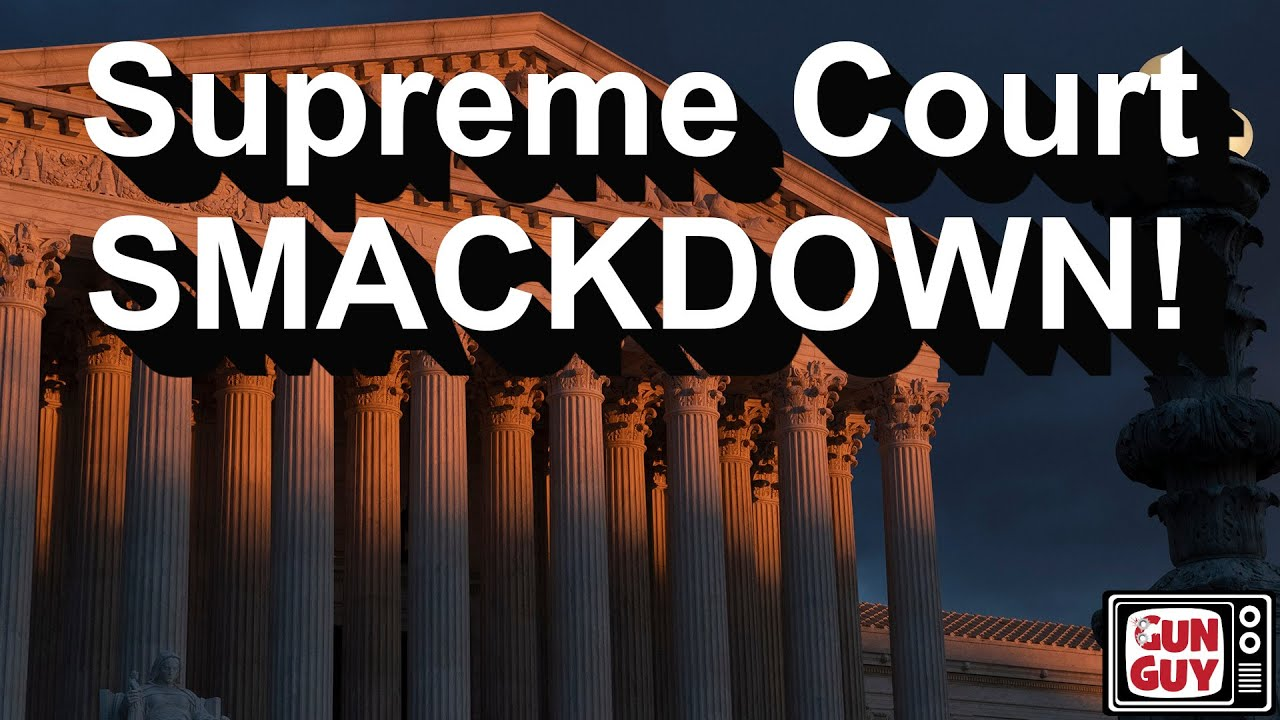 Supreme Court Smackdown On Warrantless Searches