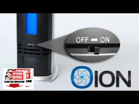 + OION B-1000 Air Purifier ++ OION B-1000 Permanent Filter Ionic Air Purifier Pro Ionizer REVIEW!+