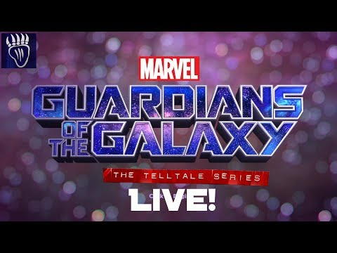 MORE THAN A FEELING (Live) | Telltale Guardians of the Galaxy | S1 Ep2
