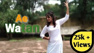 Ae Watan | Raazi | Independence Day Special | Dance By Pinky Khattry
