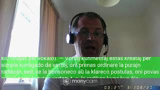 Fundamento De Esperanto Ekzerco 27   Leciono pri artiko La