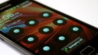 Desbloquear teléfono Android con patrón o contraseña // AndroTech