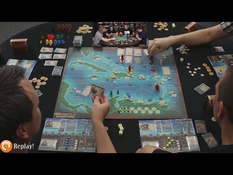 Merchants & Marauders - Gameplay & Discussion