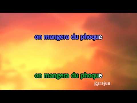Karaoké En l'an 2001 - Pierre Bachelet *