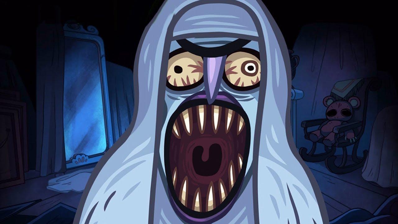 Troll Face Quest Horror All Levels Gameplay Walkthrough