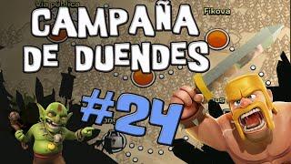 Muros de Acero | Campaña de los Duendes #24 | Descubriendo Clash of Clans [Español]]