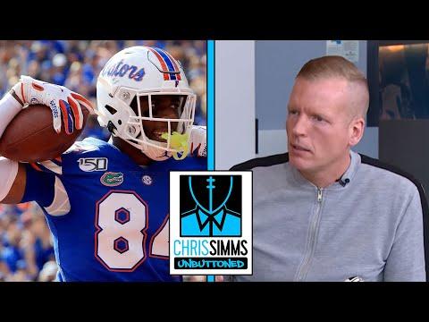 Chris Simms' Top 5 2021 NFL Draft TE rankings | Chris Simms Unbuttoned | NBC Sports