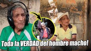 """EL HOMBRE MACHO Alcibíades Martínez, Toda la VERDAD sobre la canción """"El hombre Macho"""""""