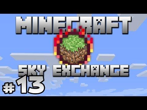 Minecraft Sky Exchange #13 - Probleme mit Kabeln