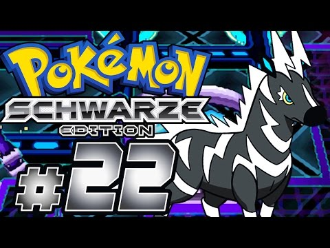 POKÉMON SCHWARZ # 22 ★ Magnetbahnen in der Arena! [HD   60fps] Let's Play Pokémon Schwarz