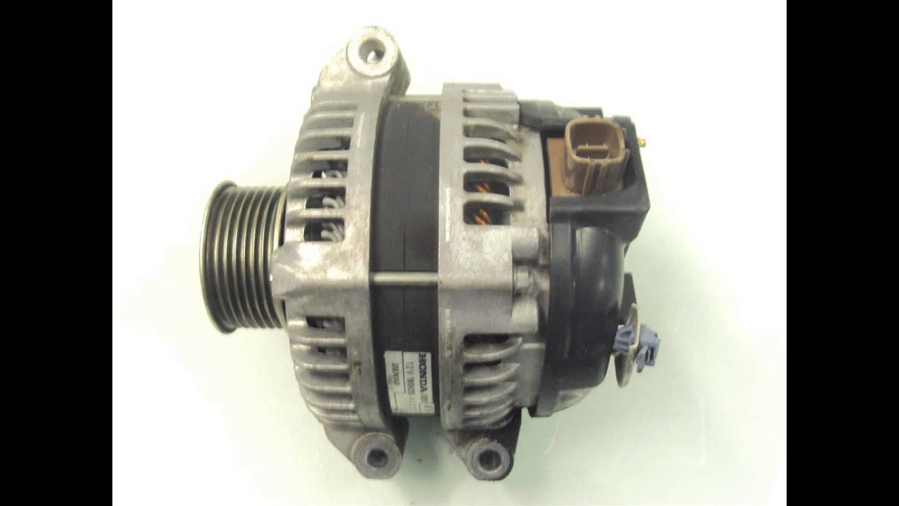 2011 Honda CIVIC ALTERNATOR / GENERATOR - ahparts.com Used Honda, Acura, Lexus & Toyota Parts... OEM