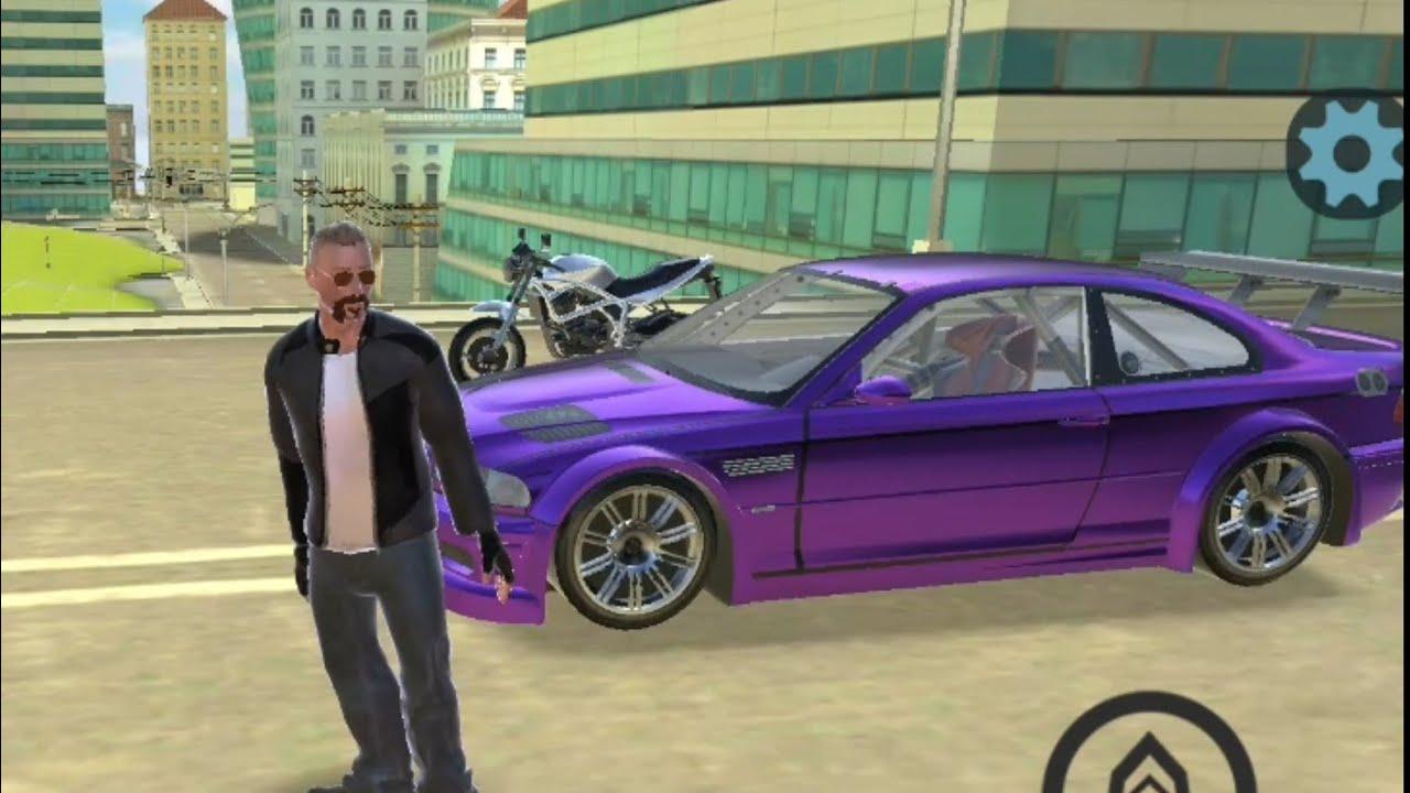 best drive game BMW - M3 👍 kinder spiel auto BMW - M3 - سيارة المحترف M3 سيارة السرعة BMW