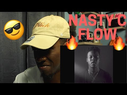 NASTY C - ALLOW FT. FRENCH MONTANA REACTION