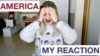 Reacting to AMERICA | THIRTY SECONDS TO MARS