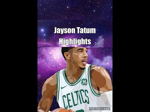 Jayson Tatum Highlight Mix ||