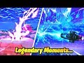 These Fortnite Moments Were Legendary..!