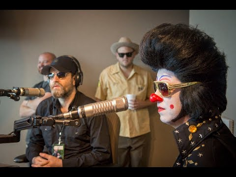 Wheeler Walker Jr meets Clownvis; talk country music, celebs and more!