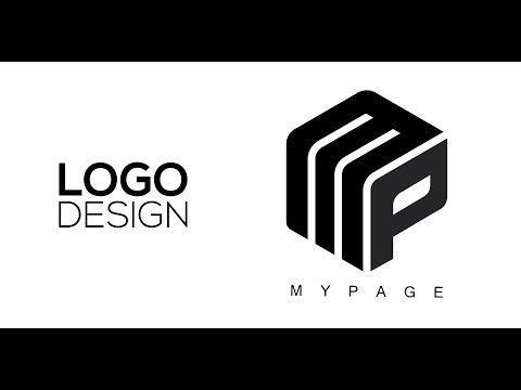 Professional Logo Design – Adobe Illustrator CC (mypage)