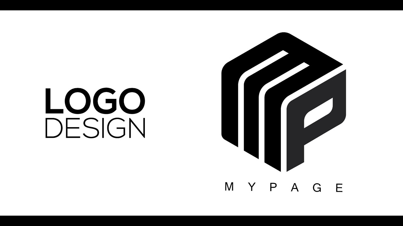 professional logo design adobe illustrator cc mypage youtube
