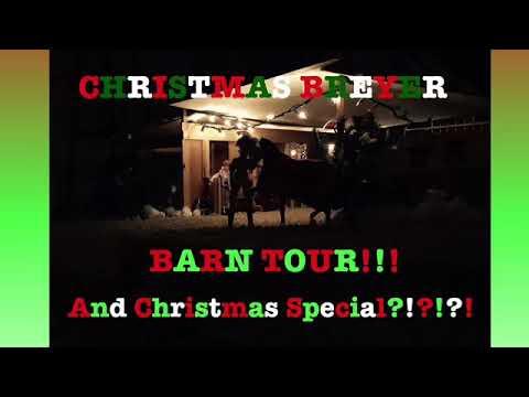 Toy Horse Barn Tour Videos