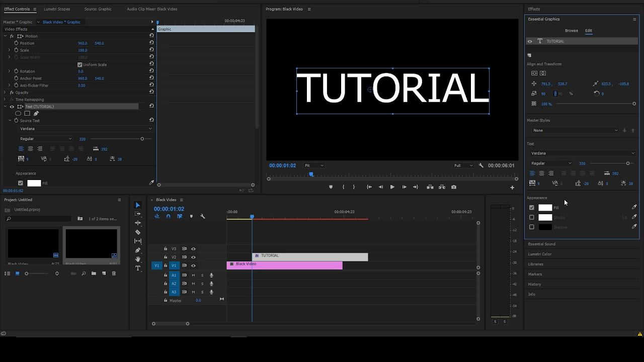 Adobe premiere add text and shape animation youtube adobe premiere add text and shape animation ccuart Image collections