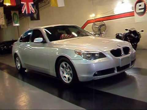 2004 Bmw 525i Edirect Motors Youtube
