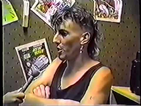 Maynard James Keenan - Interview [Pre-Tool band C.A.D.](1987)