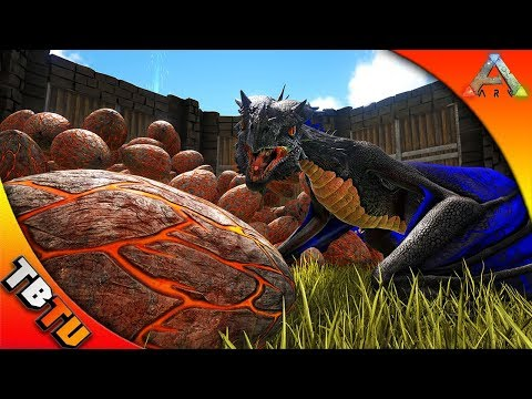 FIRE WYVERN BREEDING AND MUTATIONS! ARK WYVERN COLOR MUTATIONS! Ark Survival Evolved