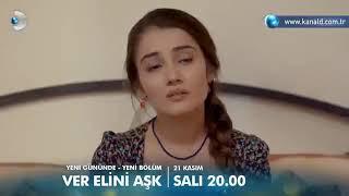 İşştee buu Ver Elini Aşk 10 bölüm fragmanı yayınlardaa..