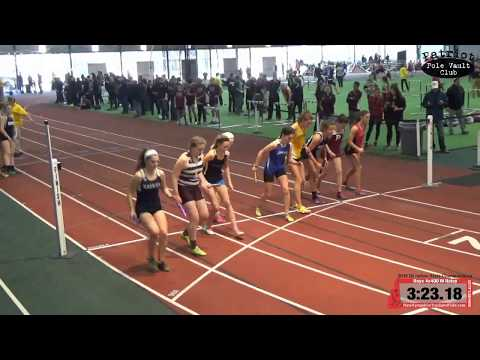 2018 NH Indoor Division II State Championship