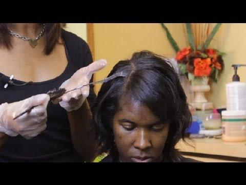 color african-american hair