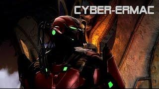 Mortal Kombat 9: Cyber Ermac