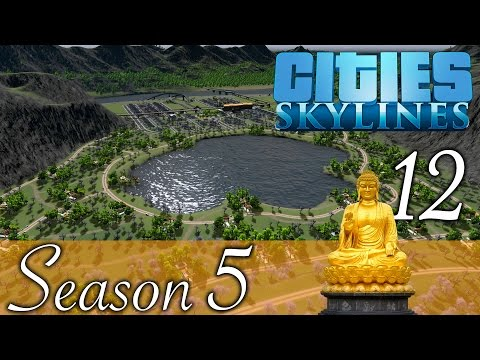 Cities Skylines ★Asian Town! Folge 12 [HD] [Deutsch] ★Let's Play Cities Season 05