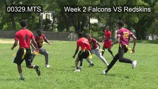 Week 2 Falcons VS Redskins: 1012 Sports Football 2018