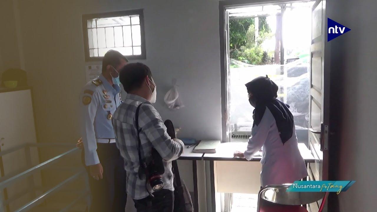 Petugas Gagalkan Sabu Dalam Sale Pisang